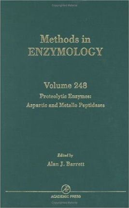 Proteolytic Enzymes: Aspartic and Metallo Peptidases: Volume 248