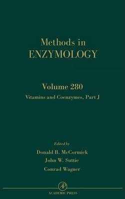 Vitamins and Coenzymes, Part J: Volume 280