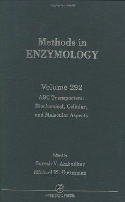 ABC Transporters: Biochemical, Cellular, and Molecular Aspects: Volume 292