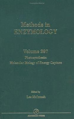 Photosynthesis: Molecular Biology of Energy Capture: Volume 297