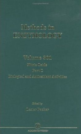 Nitric Oxide, Part C: Biological and Antioxidant Activities: Volume 301