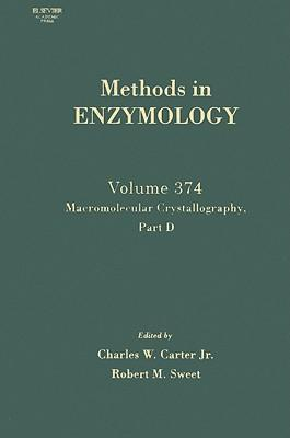 Macromolecular Crystallography, Part D: Volume 374
