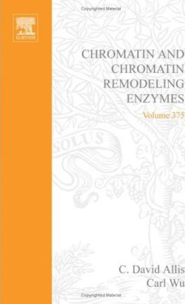 Chromatin and Chromatin Remodeling Enzymes, Part A: Volume 375