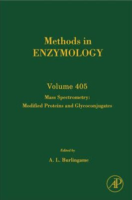 Mass Spectrometry: Modified Proteins and Glycoconjugates: Volume 405