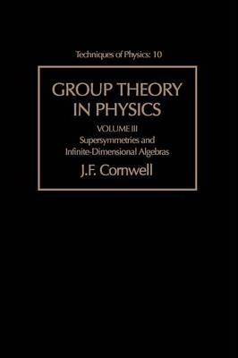 Group Theory in Physics: Volume 3