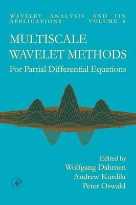 Multiscale Wavelet Methods for Partial Differential Equations: Volume 6