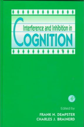 Interference and Inhibition in Cognition