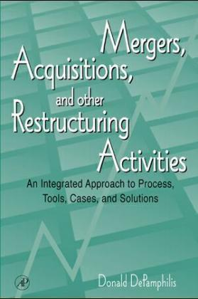 Mergers Acquisitions & Other Restructuring Activities