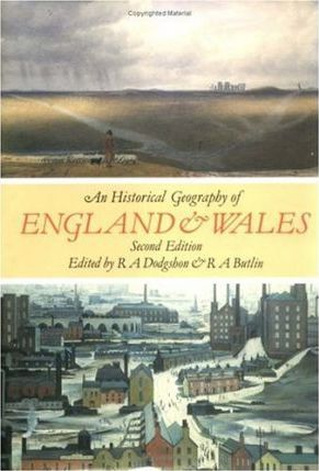 An Historical Geography of England and Wales