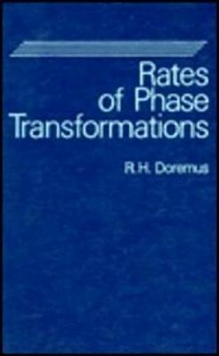 Rates of Phase Transformations