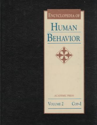 Encyclopedia of Human Behavior