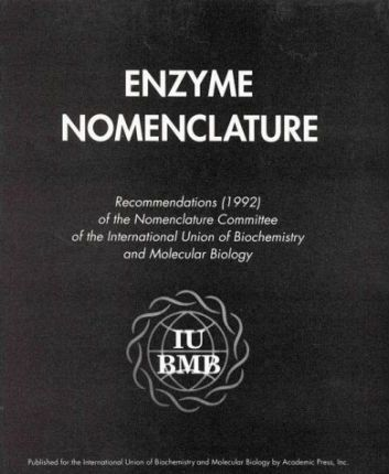 Enzyme Nomenclature 1992
