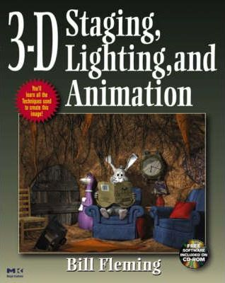 3D Staging, Lighting and Animation