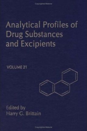 Analytical Profiles of Drug Substances and Excipients: v. 21