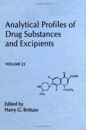 Analytical Profiles of Drug Substances and Excipients: v.23