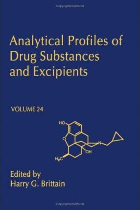 Analytical Profiles of Drug Substances and Excipients: v. 24