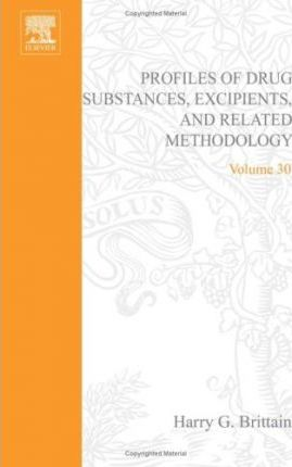 Profiles of Drug Substances, Excipients and Related Methodology: Volume 30