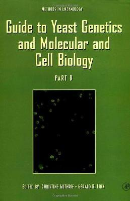 Guide to Yeast Genetics and Molecular and Cell Biology, Part B: Volume 350