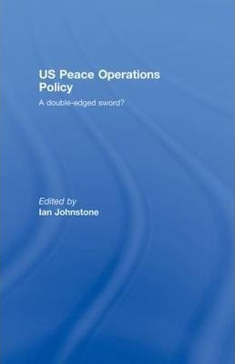 US Peace Operations Policy