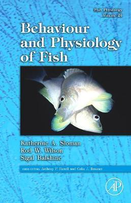 Fish Physiology: Behaviour and Physiology of Fish: Volume 24