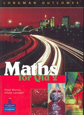 Maths for Qld 2 Coursebook