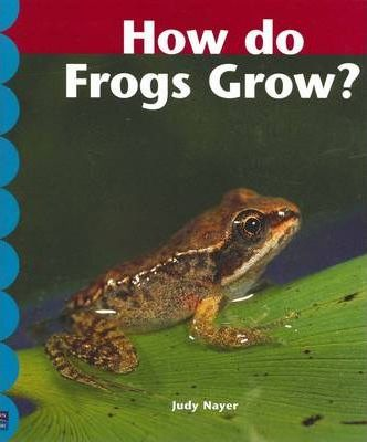 How Do Frogs Grow