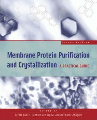 Membrane Protein Purification and Crystallization