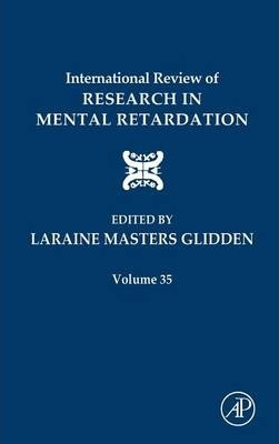 International Review of Research in Mental Retardation: Volume 29