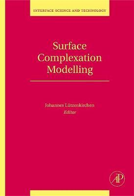 Surface Complexation Modelling: Volume 11