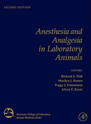Anesthesia and Analgesia in Laboratory Animals