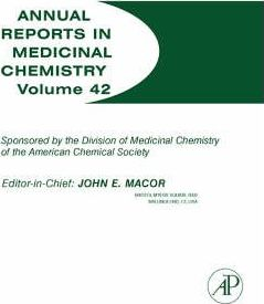 Annual Reports in Medicinal Chemistry: Volume 42
