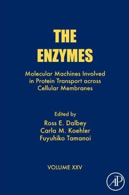 The Enzymes: Volume 25