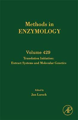 Translation Initiation: Extract Systems and Molecular Genetics: Volume 429