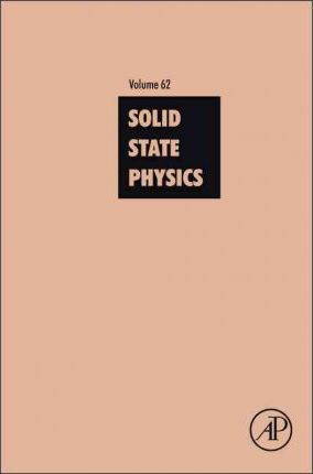 Solid State Physics: Volume 62