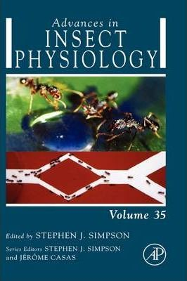 Advances in Insect Physiology: Volume 35