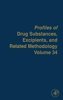 Profiles of Drug Substances, Excipients and Related Methodology: Volume 34