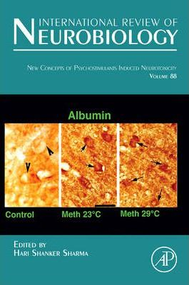 New Concepts of Psychostimulants Induced Neurotoxicity: Volume 88
