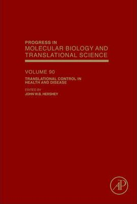 Translational Control in Health and Disease: Volume 90