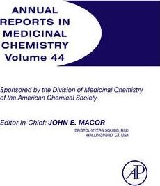 Annual Reports in Medicinal Chemistry: Volume 44