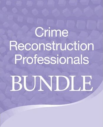 Bundle for Crime Reconstruction Professionals