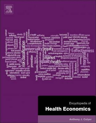Encyclopedia of Health Economics