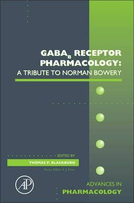 GABAb Receptor Pharmacology: A Tribute to Norman Bowery: Volume 58