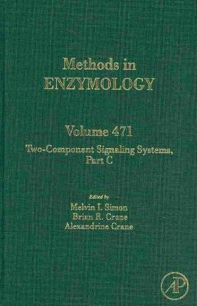 Two-Component Signaling Systems, Part C: Volume 471