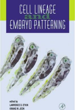 Cell Lineage and Embryo Patterning: Cell Lineage and Embryo Patterning Cell Lineage and Embryo Patterning: v. 203 Volume 203