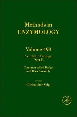 Synthetic Biology, Part B: Volume 498