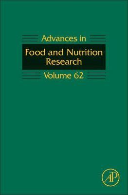 Advances in Food and Nutrition Research: Volume 62
