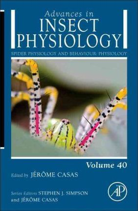 Spider Physiology and Behaviour: Volume 40