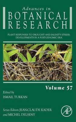 Plant Responses to Drought and Salinity stress: Volume 57