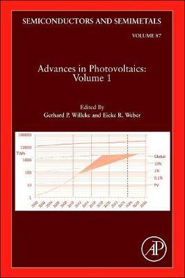 Advances in Photovoltaics: Part 1: Volume 87