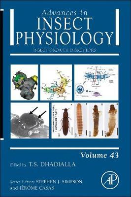 Insect Growth Disruptors: Volume 43
